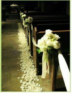 E a decoração do buffet ou da igreja? inspirações 😘 3