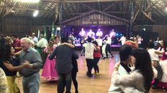 Baile CTG campos da Vacaria com Pegada Baileira