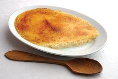 Postres típicos Asturias: arroz con leche