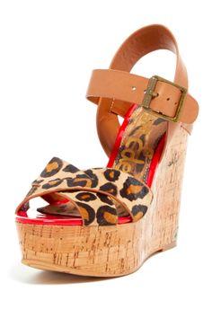 love love love Sam Edelman designs! Sasha Platform Wedge Sandal