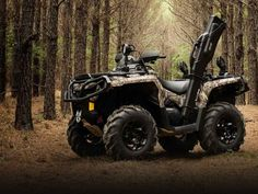 New 2017 Can-Am Outlander Mossy Oak Hunting Edition 1000 ATVs For Sale in Washington. 2017 Can-Am Outlander Mossy Oak Hunting Edition 1000R, This offer limited to stock numbers shown. VIN number available upon request. Prices subject to change and exclude dealer set up, taxes, title, freight and licensing. 2017 Can-Am® Outlander DPS 570 Mossy Oak Break-up Country Camo UNMATCHED ALL-TERRAIN PERFORMANCE Raise your expectations, not your price range. Get the all-terrain performance you'd…