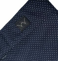 Edwin Indigo Polka Weave Chino Trousers #AlexRecommends