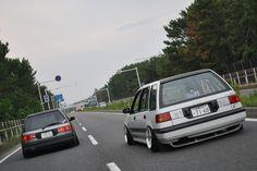 Bone thugs. Love these old Honda slammers.