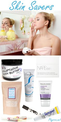 Makeup Wars: Cruelty Free Skin Savers via @phyrra Check out her blog for more info on each product!!