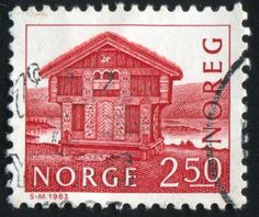"Znaczek: ""Breilandsloftet"", Hoydalsmo (Norwegia) (Buildings) Mi:NO 884 Norway Viking, Free Photographs, Stamp Printing, First Day Covers, Old Building, Stamp Collecting, Postage Stamps, Diy Art, Vintage Posters"