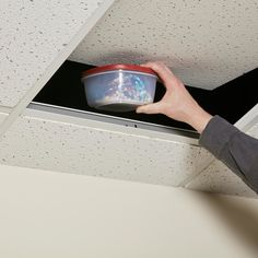 Cutting Ceiling Tiles For Sprinkler Heads Www