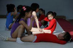 ФОТО: Китайский инкубатор для будущих олимпийских чемпионов | Фото | Insider.pro