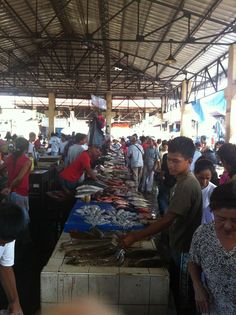 Market photo at Zamboanga