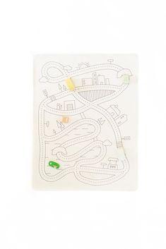 Raumgestalt Carte de voeux//pliante carte-Bienvenue