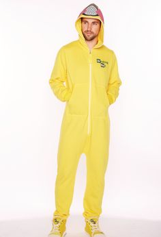 JennGifts - Breaking Bad Cook Suit Mens Yellow Jumpsuit , £25.00 (http://jenngifts.co.uk/breaking-bad-cook-suit-mens-yellow-jumpsuit/)