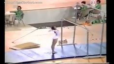 Korbut Flip is the most difficult moves in Gymnastics.