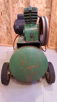 Parts list montgomery ward xer compressor 4 i found the parts list campbell hausfeld fl 3101 air compressor im wondering if anyone can give fandeluxe Gallery