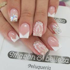 Beautiful nail art you can try. Beautiful Nail Art, Nails, Check, Beauty, Finger Nails, Toe Nail Art, Feet Nails, Fingernail Designs, Ongles