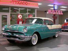 1955 Pontiac Starchief Coupe.