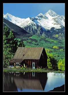 Telluride, Colorado another one of our state's beautiful cities