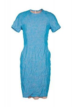 ACNE lucille linen dress  100% lining 97% polyester, 3% spandex