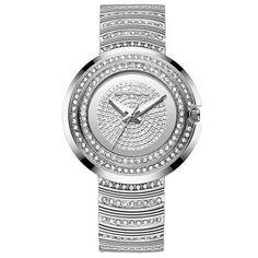 New York Luxe Silver Watch Luxury Watches, Rolex Watches, Ladies Bracelet Watch, Michael Kors Watch, Omega Watch, Quartz, Stainless Steel, Band, Silver