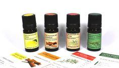 VERRUE | La Compagnie des Sens.  Elle contient de puissantes huiles essentielles anti-infectieuses et dermocaustiques qui brûleront les verrues et détruiront le virus.