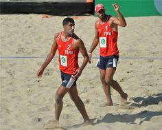 Naceur/Belhaj- Tunisia beach volleyball team