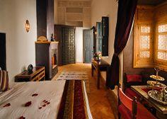 Riad Cinnamon, Riad Marrakech Morocco