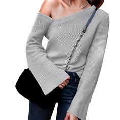 e2e4ef0af4f Name Your Own Price. Knit ShirtFall SweatersJumpersLong ...