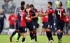 SERIE A - Cagliari Catania 2-1 video gol, sardi di rimonta #cagliari #catania #ibarbo #pinilla