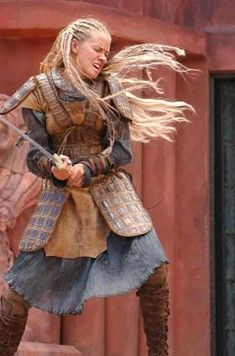 Brunhild (Kristanna Loken) - El Reino del Anillo