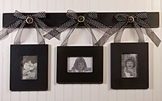 Hanging picture frames