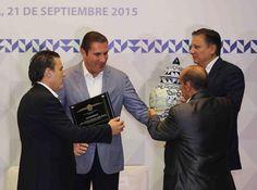 Hoteleros reconocen a RMV por el impulso a la inversión en el sector turístico