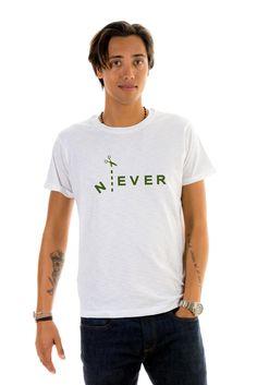 c735d45a2ca T-shirt Never - Men s fashion - Popular themes - Designs Vintage Men