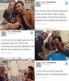 Liam Payne has the biggest heart in the world!!