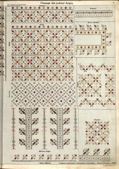 Butterfly Embroidery, Folk Embroidery, Embroidery Patterns, Cross Stitch Patterns, Machine Embroidery, Canvas Designs, Antique Quilts, Craft Gifts, Cross Stitching