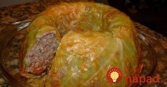 Winter is coming and a favourite winter dish in Croatia is sarma, the tasty stuffed rolled cabbage leaves… The chef of one of Zagreb's leading restaurant's 'Bon Appetit', Berislav Lacković, … Croatian Recipes, Hungarian Recipes, Russian Recipes, Cabbage Recipes, Chicken Recipes, Polish Stuffed Cabbage, Stuffed Cabbage Casserole, Bolet, Winter Dishes