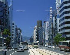 広島の町並み (c)NORIYUKI ARAKI/SEBUN PHOTO