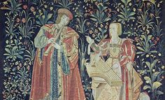 I would like to find the origin of this tapestry!