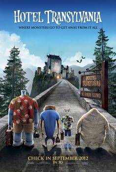 2012 Movies - Hotel Transylvania
