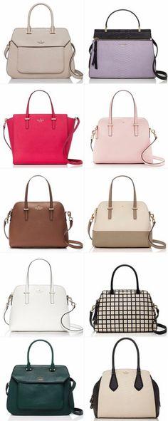 My Picks: favorite kate spade satchels #Fave396267