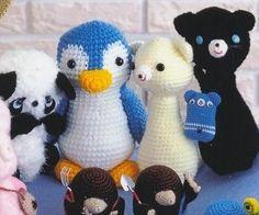 Crochet Amigurumi free pattern