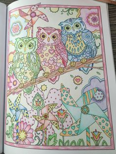 Creative Haven: Owls 22