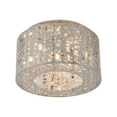 ET2 Lighting E21300-10PC 7 Light Inca Flush Mount Ceiling Light  - Lighting Universe $300