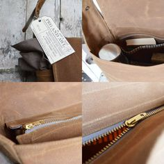 The Large Finch Satchel: Moss by Peg and Awl by PegandAwl on Etsy