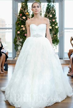 Isabelle Armstrong - Spring 2016. Wedding dress by Isabelle Armstrong