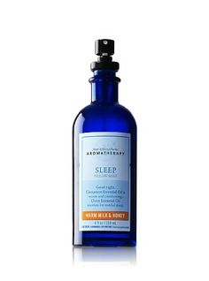 #Bath #and Body Works Aromatherapy Sleep Warm Milk and Honey Body Lotion 6.5 fl oz (192 #ml)   so soothing   http://amzn.to/HnSFyD