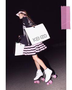 Sirma Markova: Kenzo x H&M Looks | YOUTHFUL SPIRIT #KENZOxHM #hm