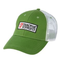 Tailgate time in your Tractor Supply Co. Logo Hat!