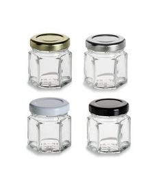 Kitchen Storage & Organization Nakpunar Tea Containers Clear Solid Screw Slip On Tops Round Square Rectangular To Enjoy High Reputation At Home And Abroad