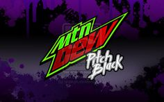 Deviantart More Like Mtn Dew Pitch Black Wallpaper By Chainyk
