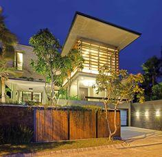 House at Surabaya, Indonesia