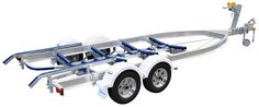 Boat trailers for sale - How to get the best deal Aluminum Trailer, Aluminum Boat, Boat Trailer Parts, Trailers For Sale, Good Things, Things To Sell, Best Deals