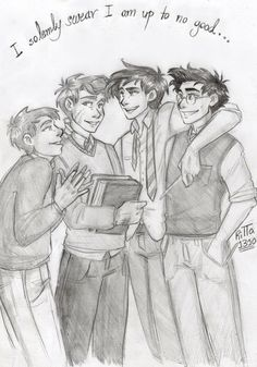 The Marauders by RiTTa1310 on deviantART